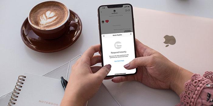 دایرکت اینستاگرامیکی از ابزارهای ارتباطی است که به کمک آن میتوانید با فالوورهای کسبوکار اینترنتی خود گفتگو کنید